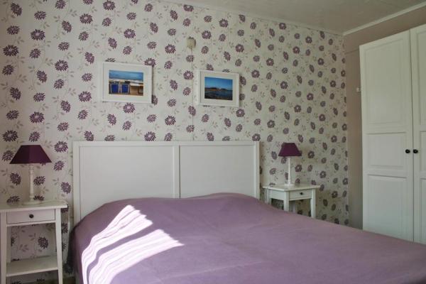 Gîte de vacances le Bleuet'or pour 1 à 4 personnes avec 2 chambres à coucher