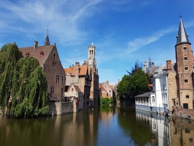 Gîte de vacances à 9 km de Bruges centre