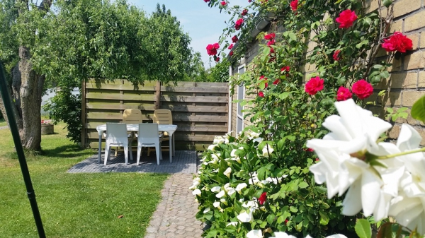 Holiday cottage The Arum Lily for 1 to 6 persons with 2 bedrooms