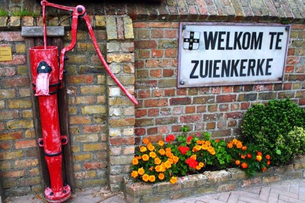 Soyez le bienvenu à Zuienkerke